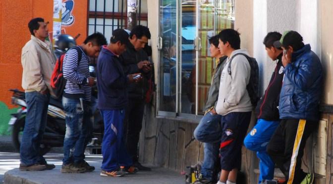 COD afirma que el desempleo campea en Tarija