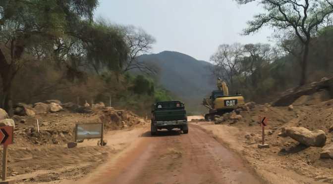 Transportistas bloquearán la ruta de Yacuiba a Caraparí por falta de mantenimiento