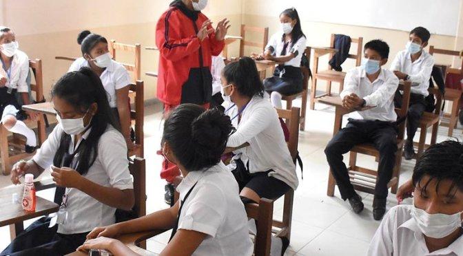 Educación solo cede 5 de los 21 ítems solicitados para Yacuiba