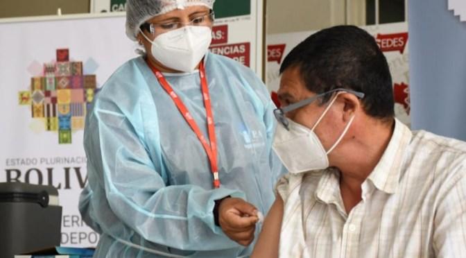 Las vacunas anticovid se convierten en un estandarte político