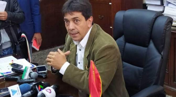 El MAS pide no olvidar el desfalco del exministro Zamora a YPFB