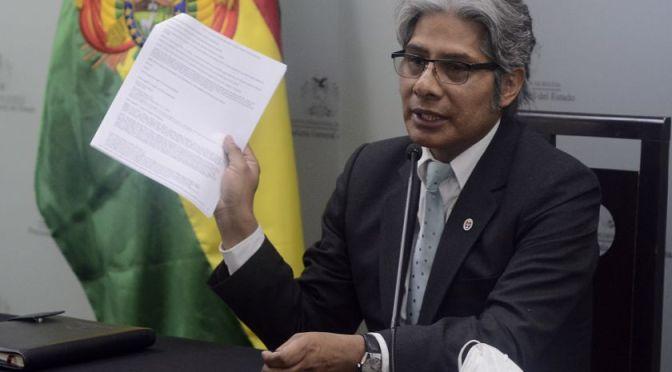 Gobierno destina Bs 1,7 millones al seguimiento del proceso contra Murillo en EEUU