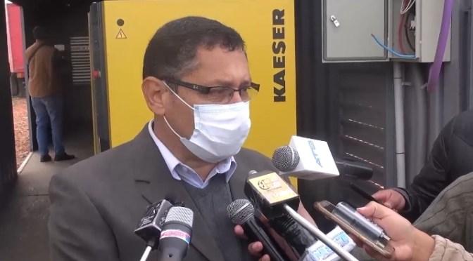 Gobernación compra la primera planta de oxígeno para Tarija