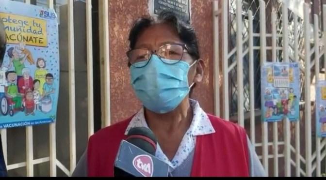 Hoy llegan 2.000 dosis anticovid a Tarija