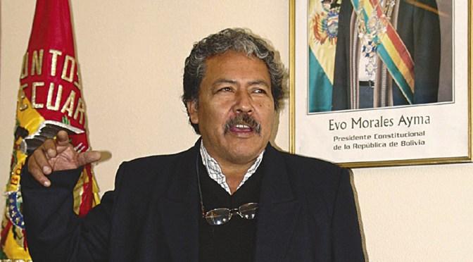 Comisión aprueba juicios de responsabilidades contra Leopoldo Fernández y Hugo Salvatierra