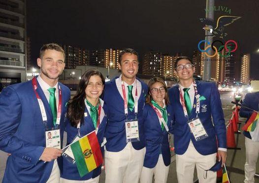 Conoce los días de competencias de los bolivianos en los Juegos olímpicos