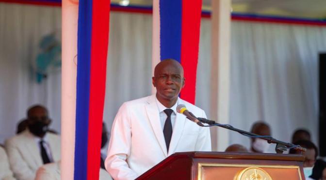 Gobierno condena el asesinato de Moise y en Haití declaran estado de sitio