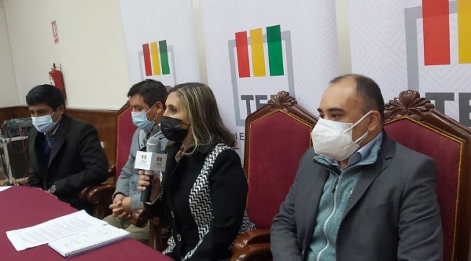 TED Tarija tiene nueva presidenta