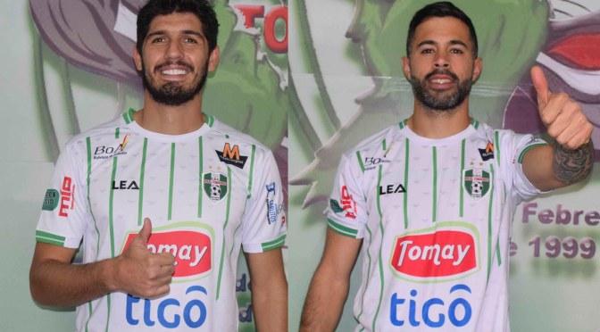 Córdoba y Baldunciel se sumaron al trabajo de Real Tomayapo
