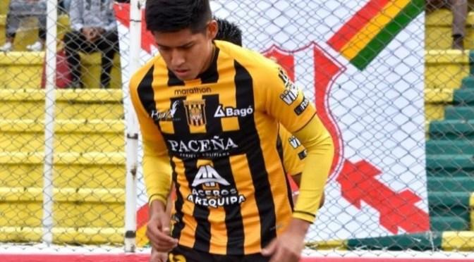 El Tarijeño Ramiro Vaca elude renovar contrato con el Tigre