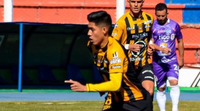 Ramiro Vaca se perderá un partido más y volverá en el clásico