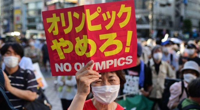 Tokio: por qué los Juegos Olímpicos dejarán «enormes» pérdidas económicas para Japón