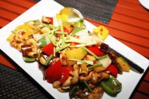 delicious dish at Kantary Bay Resort