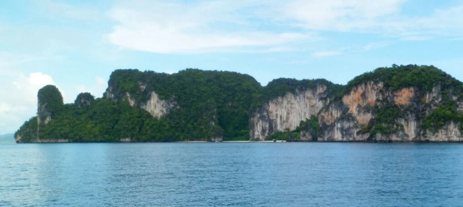 Day 3 – Sailing Around Hong Island