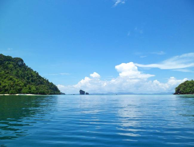 beautiful Andaman sea