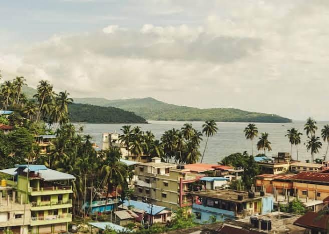 Andaman Destination Port Blair