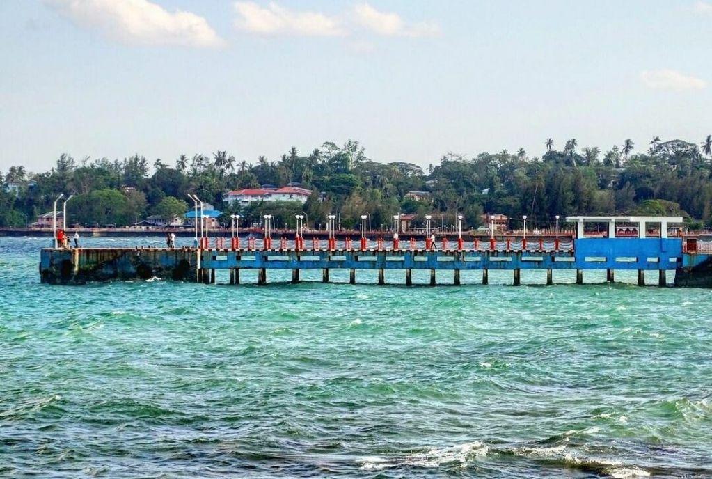 Andaman Destination Rajiv Gandhi Water Sports Complex