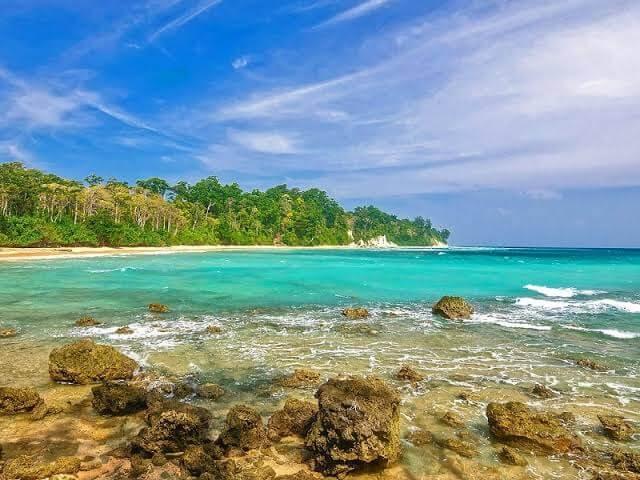 Andaman Destination Sitapur Beach