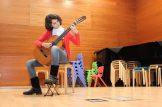 Concierto de Navidad 2016 - Guitarrista solista