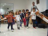 III Encuentro Guitarra Suzuki - ¡Nos encantan los juegos en las clases de grupo!
