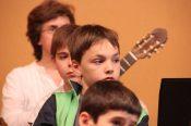 III Encuentro Guitarra Suzuki - Muy concentrados