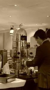The Fountain espresso mašīna