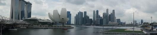 Singapūra panorāmas režīms