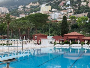 Monte Carlo Beach Club peldbaseins