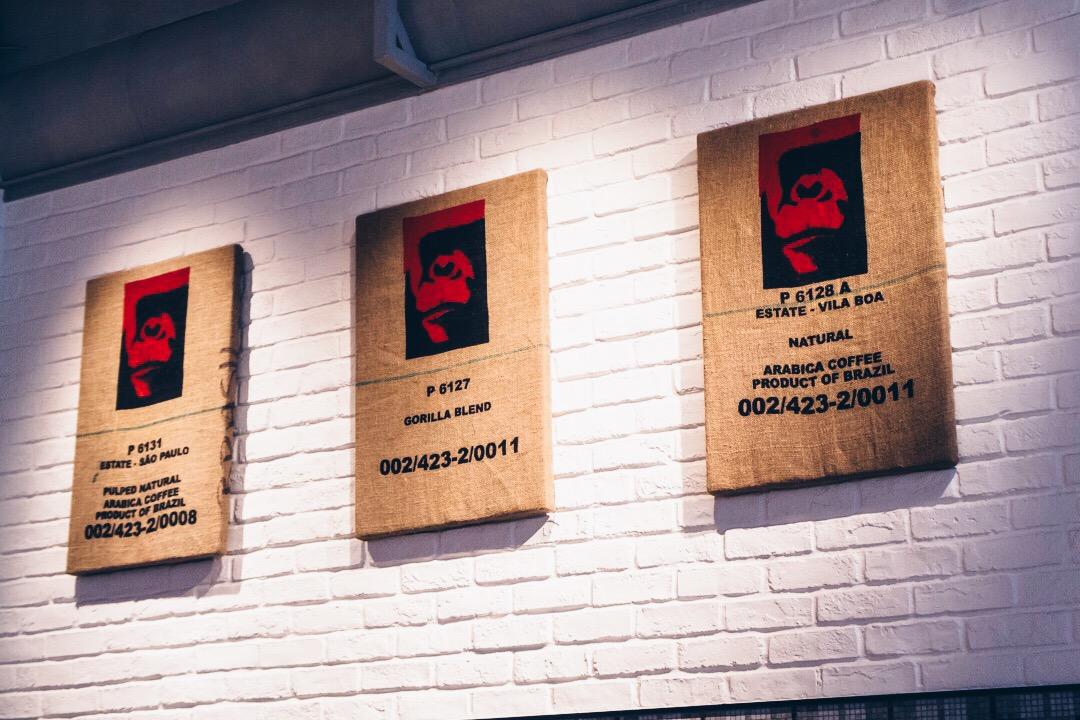 GORILLA COFFEE ゴリラコーヒー 渋谷