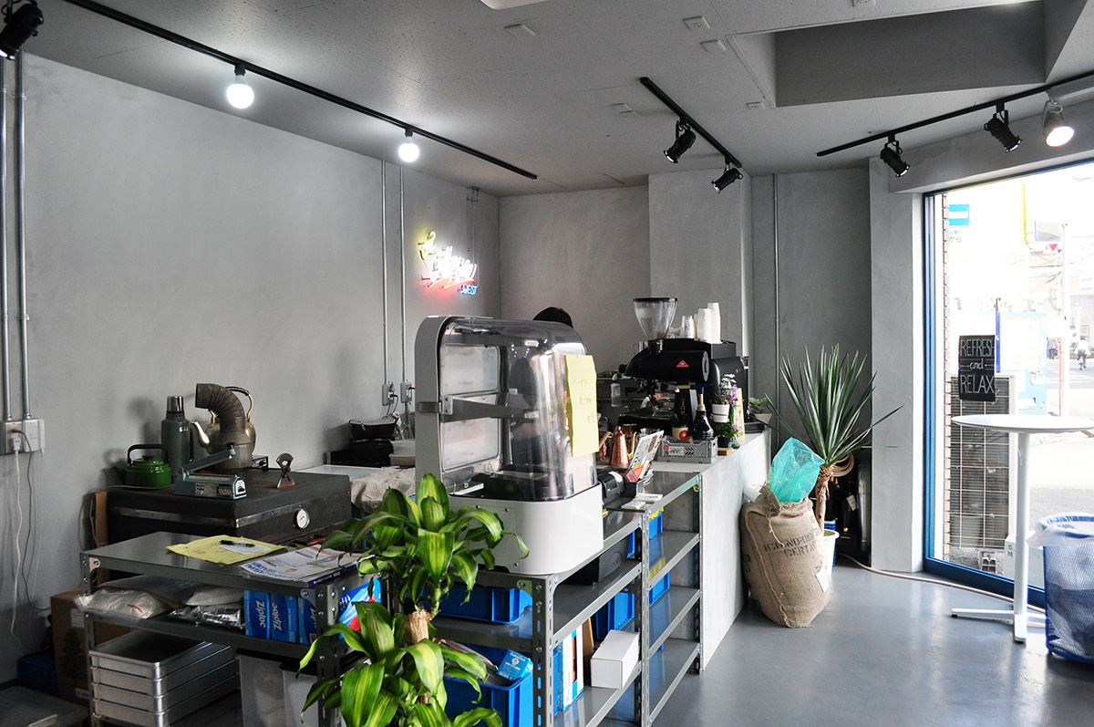 THE coffee time WEST 大阪・塚本