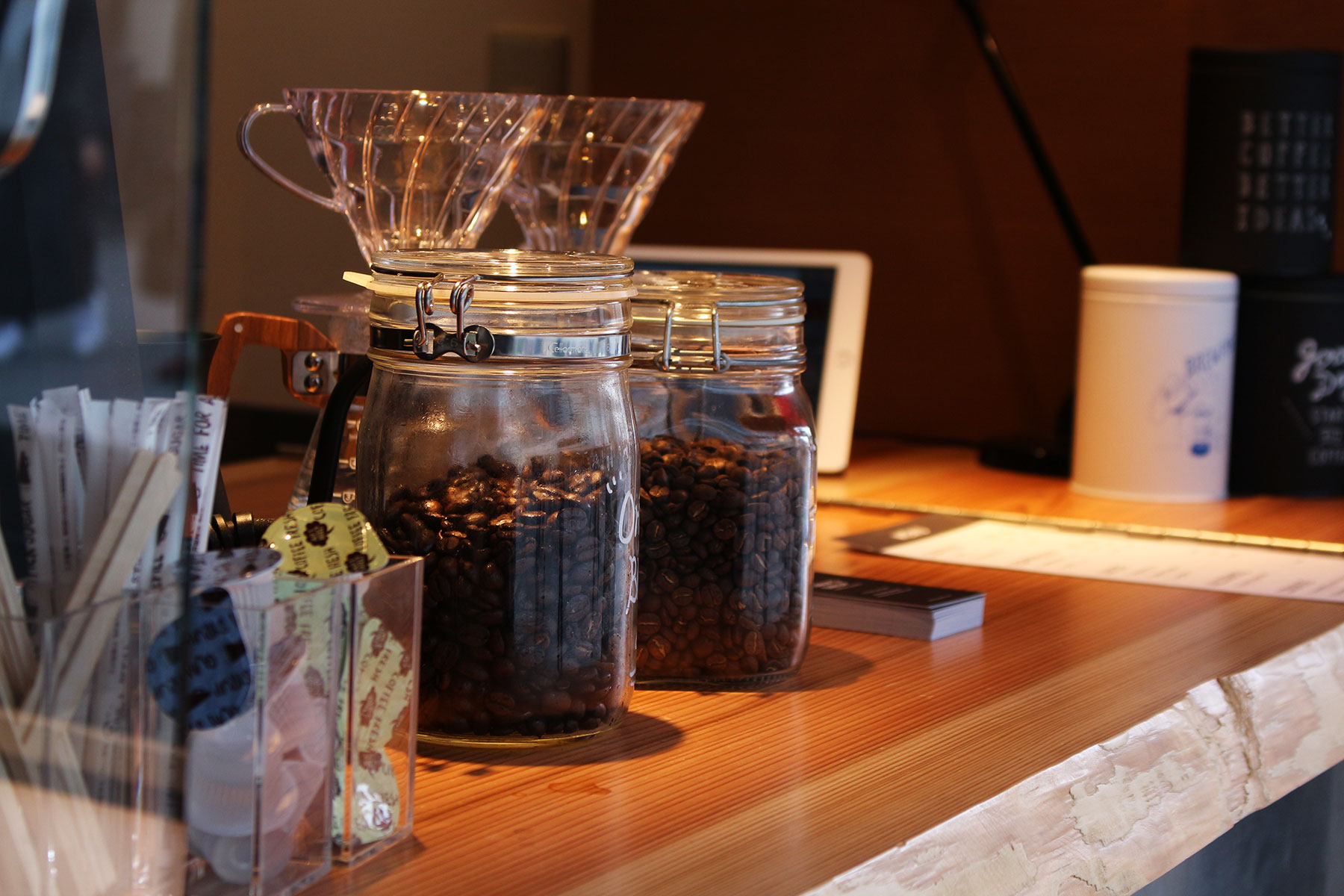 DRIP&DROP COFFEE SUPPLY 蛸薬師店