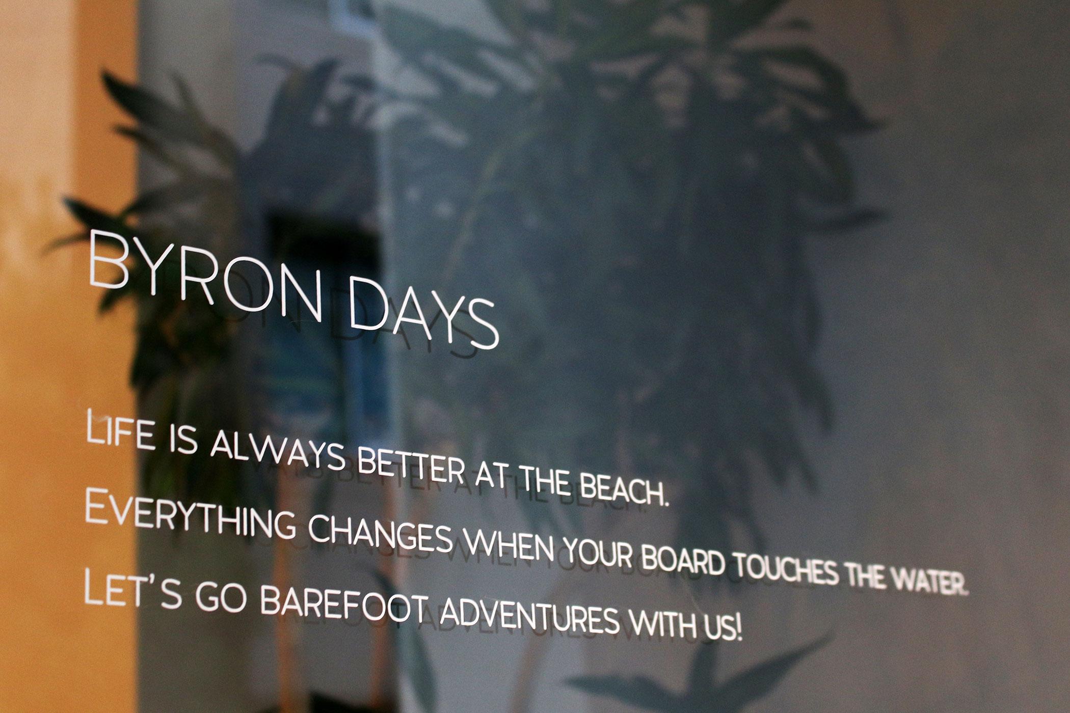BYRON DAYS (バイロンデイズ) - 神戸