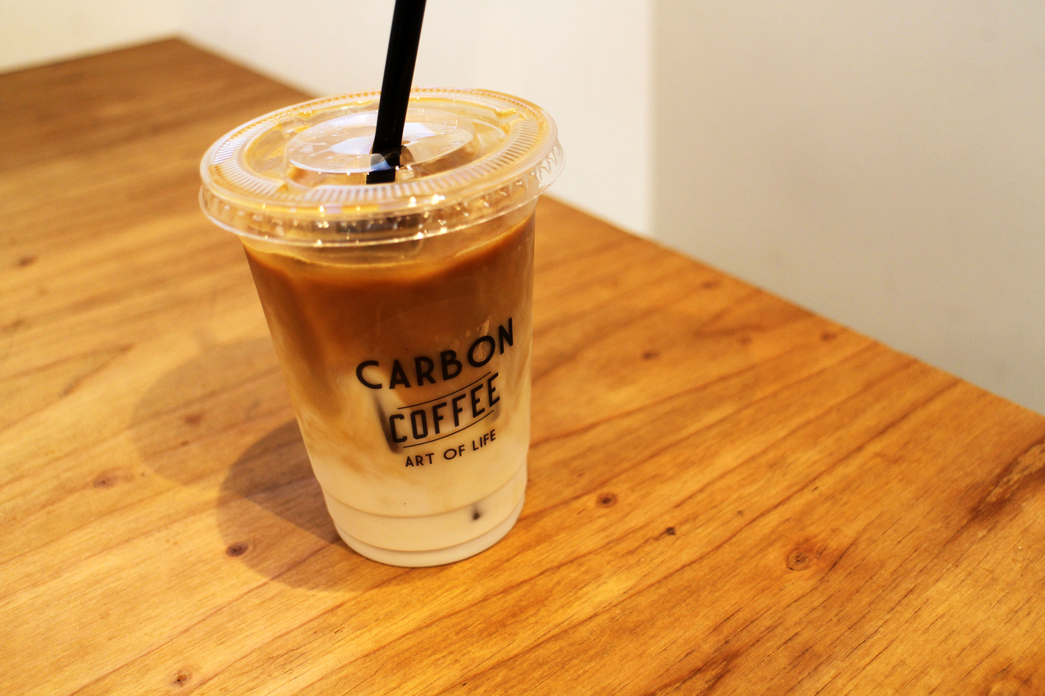 CARBON COFFEE ART OF LIFE - 福岡・大名