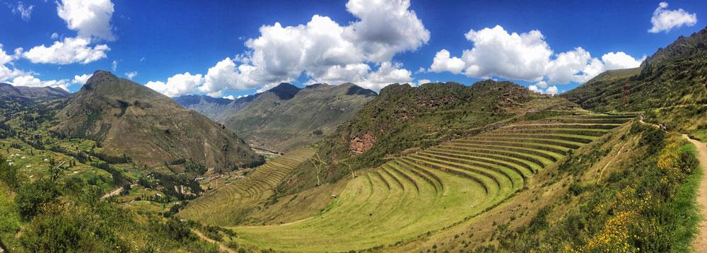 Ollantaytambo, Valle Sagrado
