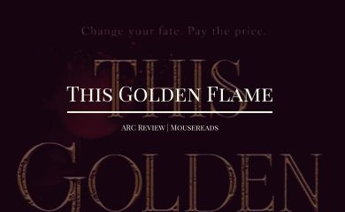 This Golden Flame