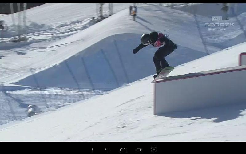 TVP Stream - Olimpiada Soczi - 1