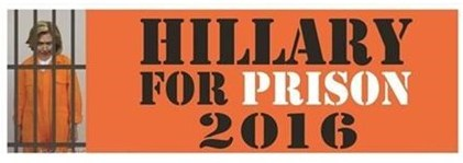 hillary for prison andelino