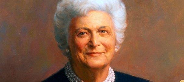 First Lady Barbara Bush, Don Mains