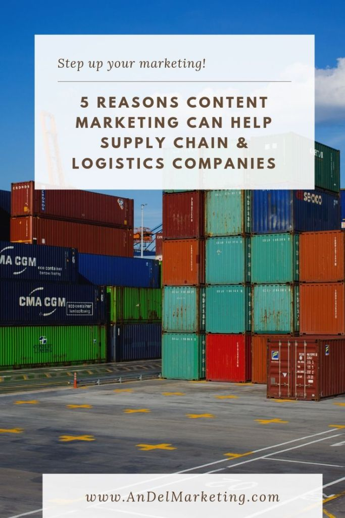 Get help with your content marketing. #freight #logistics #carrier #freightbroker