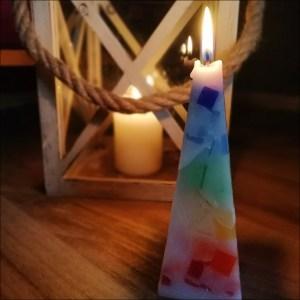 čakrové svíčky, výroba svíček, energetické svíčky, meditační svíčky, relaxační svíčky, chakra candles, chakra healing 10