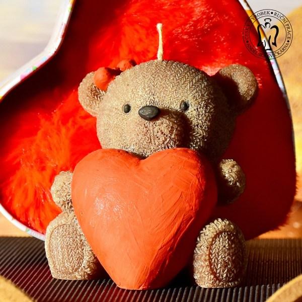 Medvídek se srdcem, Andělské svíčky_22