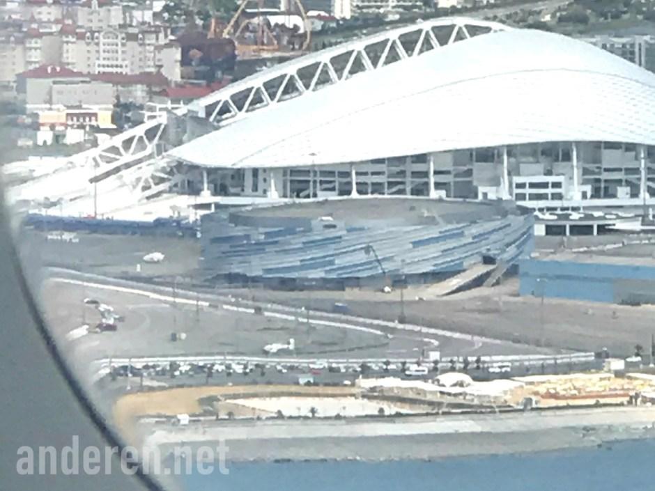 Sochi, 2018 World Cup, Projekt Anderen