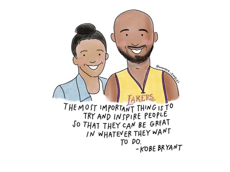Kobe Bryant's death, RIP Kobe, Kobe Bryant, Gianna Bryant, Wonder Doodles