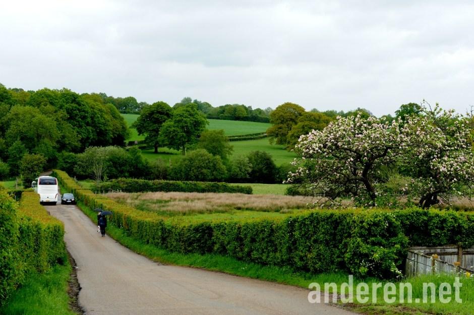 ALT-TEXT: Sissinghurst Castle Garden in Kent, England. 英國西辛赫斯特城堡花園, Projekt Anderen