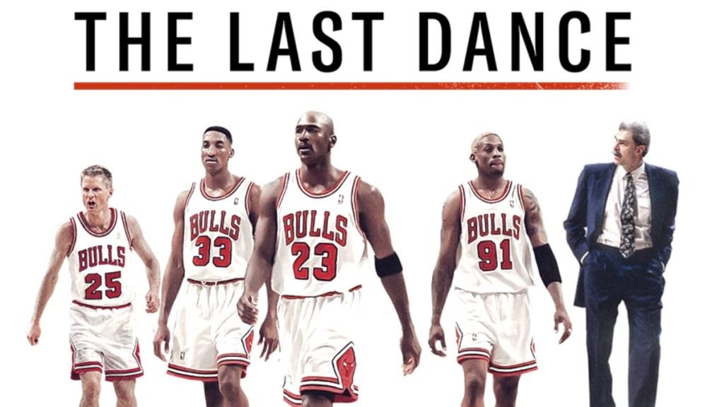 "Chicago Bulls' documentary ""The Last Dance"" will premiere in 19/4/2020, earlier than its plan due to COVID-19. Steve Kerr, Scottie Pippen, Michael Jordan, Dennis Rodman, Phil Jackson, 史提夫卡爾, 柏賓, 米高佐敦, 丹尼士洛文, 菲爾積遜, 芝加哥公牛紀錄片, Projekt Anderen"