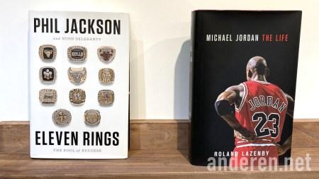 "Phil Jackson ""11 Rings"", Michael Jordan ""The Life"", Chicago Bulls, 領導禪, 菲爾積遜, 米高佐敦, 芝加哥公牛, Projekt Anderen"