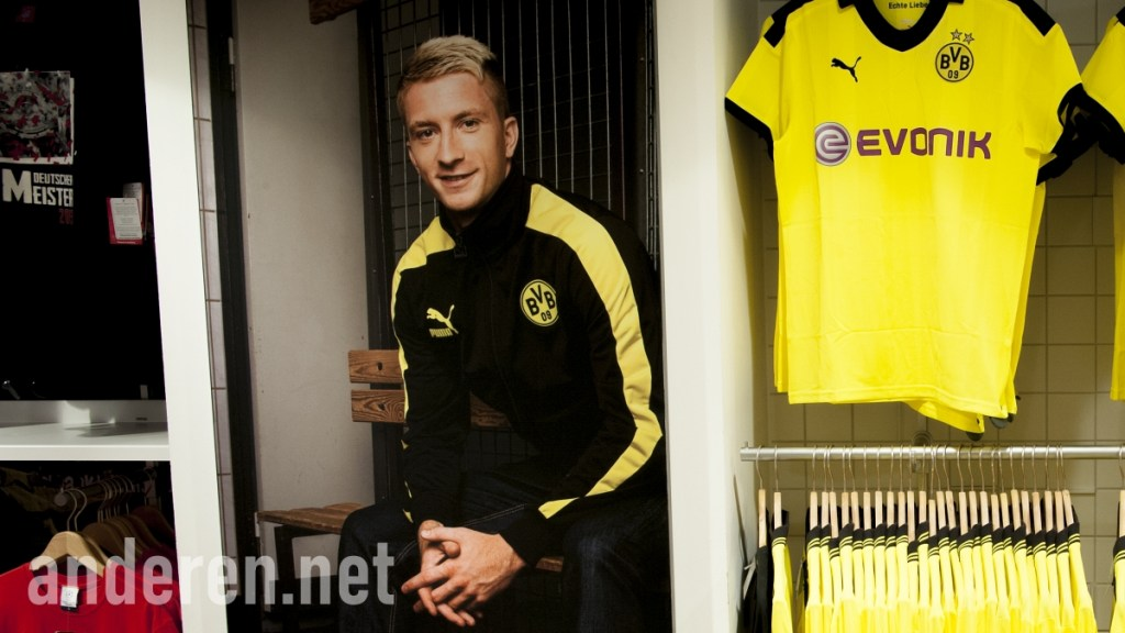 萊斯, Marco Reus, Borussia Dortmund, BVB, 多蒙特, 德甲, Bundesliga, Projekt Anderen,