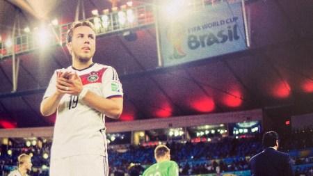 Mario Götze, Die Mannschaft, World Cup 2014, 馬里奧葛斯