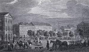 4. Der Alexanderplatz im Jahr 1806