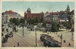 6. Der Alexanderplatz um 1908